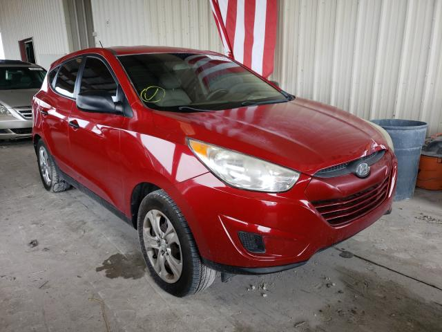 Salvage cars for sale from Copart Homestead, FL: 2013 Hyundai Tucson GL