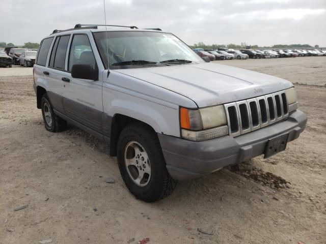Salvage cars for sale from Copart Temple, TX: 1996 Jeep Grand Cherokee