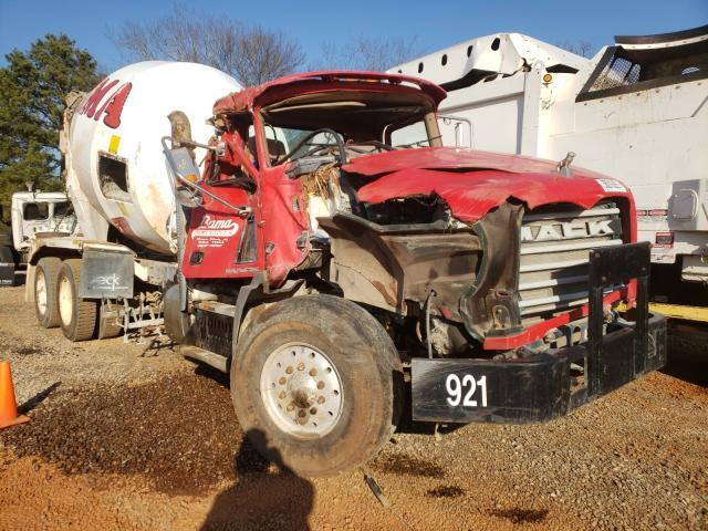 Salvage cars for sale from Copart Tanner, AL: 2017 Mack 800 GU800