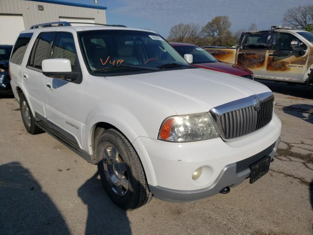 Lincoln salvage cars for sale: 2003 Lincoln Navigator