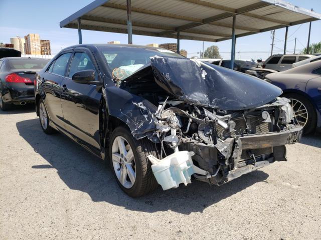 Salvage 2014 TOYOTA CAMRY - Small image. Lot 39731371