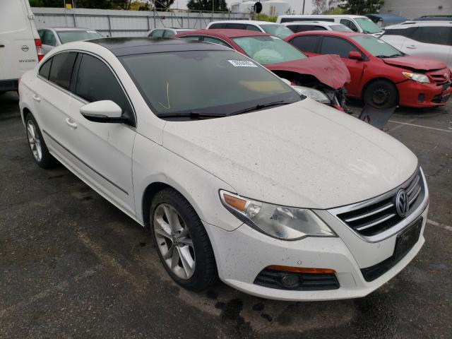Salvage cars for sale from Copart Rancho Cucamonga, CA: 2009 Volkswagen CC Luxury
