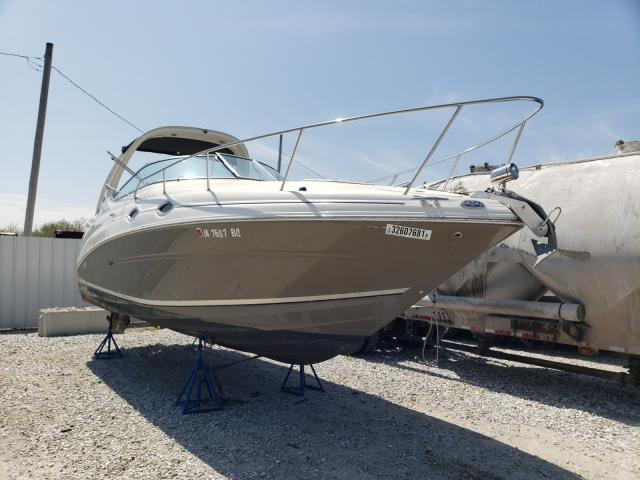 Sea Ray Vehiculos salvage en venta: 2006 Sea Ray Searay 280