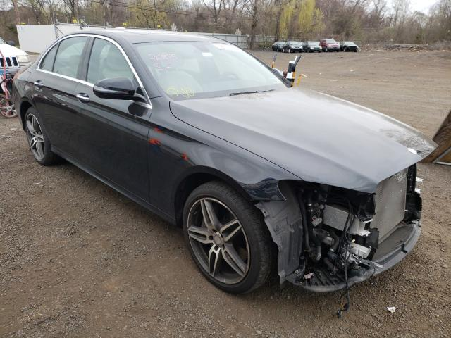 Salvage cars for sale from Copart New Britain, CT: 2017 Mercedes-Benz E 300 4matic