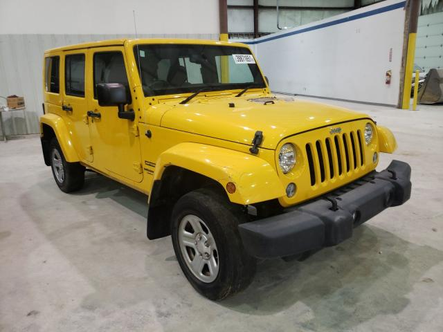 2015 Jeep Wrangler U for sale in Lawrenceburg, KY