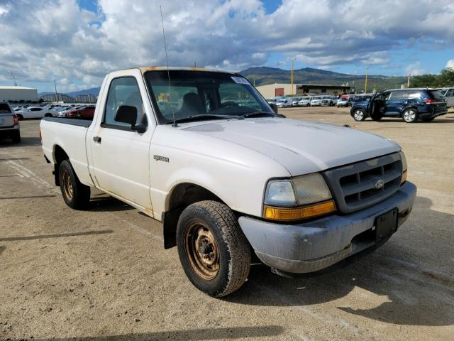 Salvage cars for sale from Copart Kapolei, HI: 1998 Ford Ranger