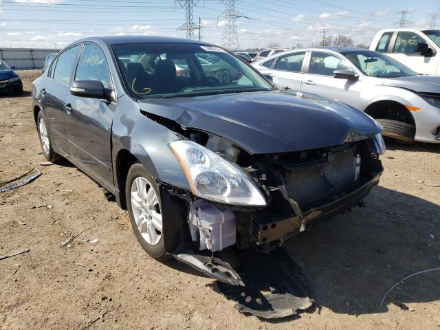 Salvage cars for sale from Copart Elgin, IL: 2011 Nissan Altima Base