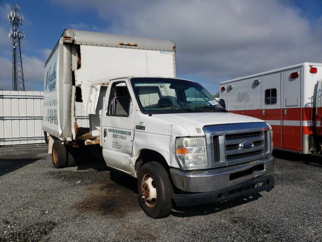 Ford Econoline salvage cars for sale: 2008 Ford Econoline