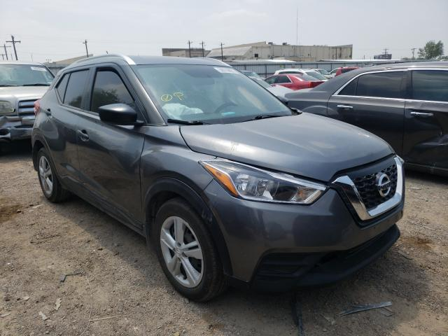 Salvage cars for sale from Copart Mercedes, TX: 2019 Nissan Kicks S