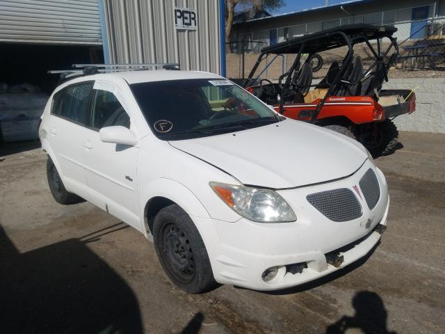 Salvage cars for sale from Copart Albuquerque, NM: 2005 Pontiac Vibe