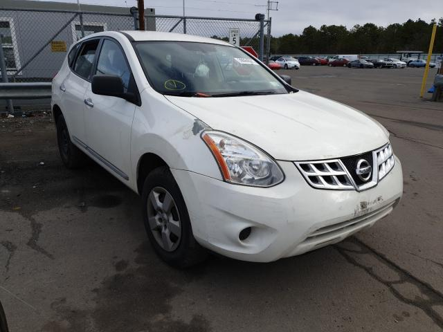 Salvage cars for sale from Copart Brookhaven, NY: 2013 Nissan Rogue S