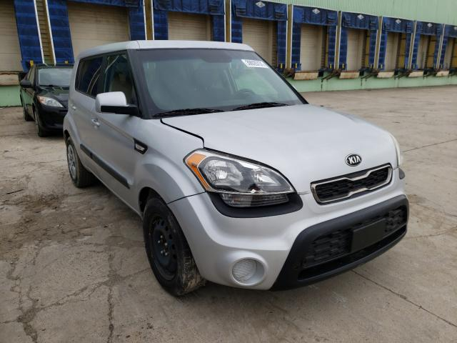 Salvage cars for sale from Copart Columbus, OH: 2013 KIA Soul