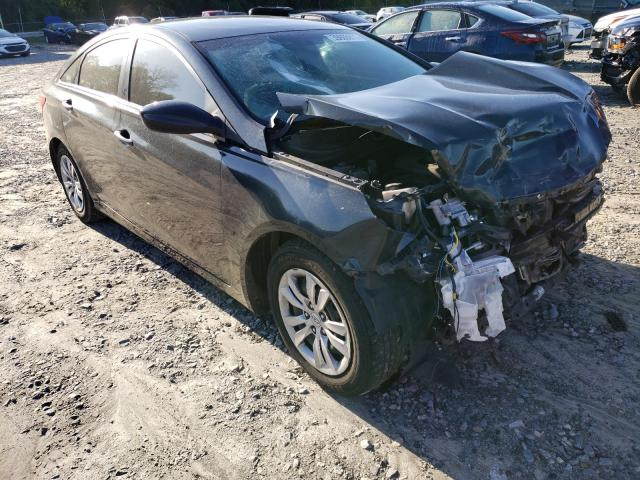 Salvage cars for sale from Copart Tifton, GA: 2011 Hyundai Sonata GLS
