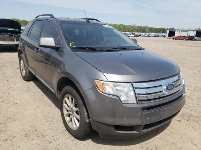 Salvage cars for sale at Conway, AR auction: 2009 Ford Edge SEL