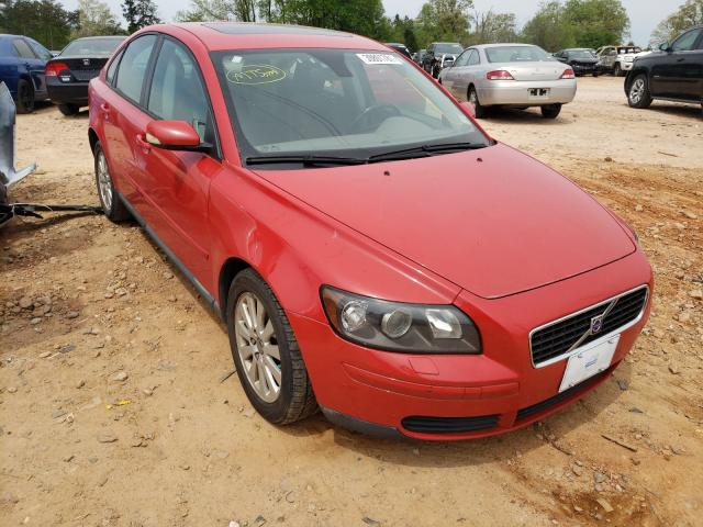 Vehiculos salvage en venta de Copart China Grove, NC: 2005 Volvo S40 2.4I
