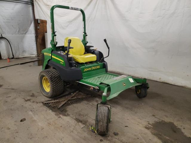 Salvage cars for sale from Copart Ebensburg, PA: 2014 John Deere 997 Ztrak