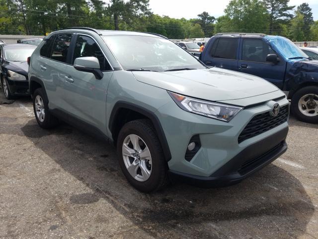 2021 Toyota Rav4 XLE en venta en Eight Mile, AL