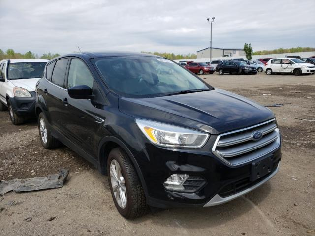 Salvage cars for sale from Copart Louisville, KY: 2017 Ford Escape SE