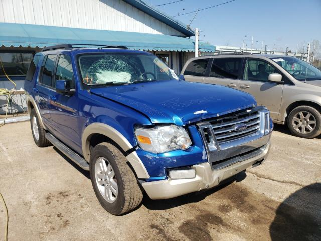 Salvage cars for sale from Copart Pekin, IL: 2010 Ford Explorer E