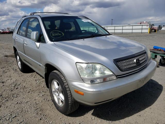 Vehiculos salvage en venta de Copart Airway Heights, WA: 2001 Lexus RX 300