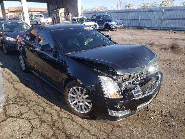 Salvage cars for sale from Copart Fort Wayne, IN: 2012 Cadillac CTS Premium