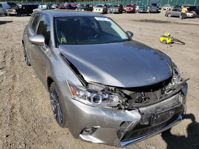 Salvage cars for sale from Copart Graham, WA: 2017 Lexus CT 200