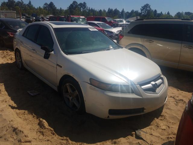 Salvage cars for sale from Copart Gaston, SC: 2005 Acura TL