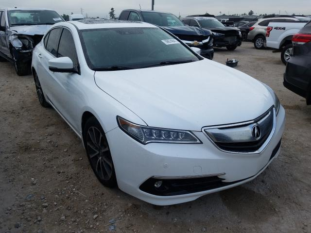 2016 Acura TLX Advance for sale in Houston, TX