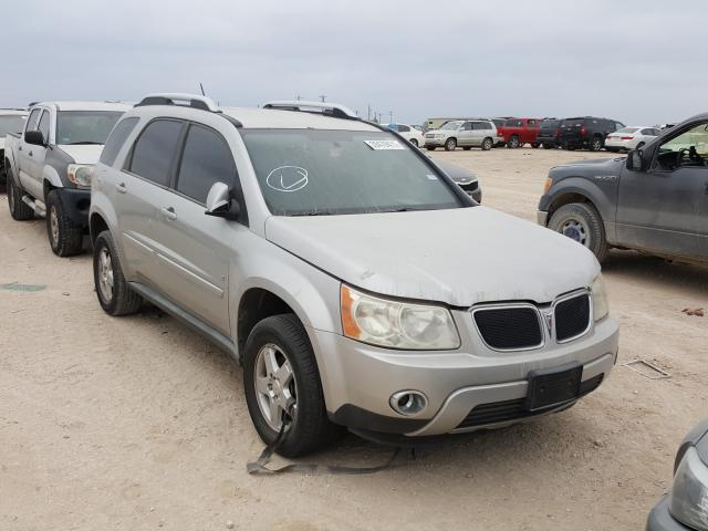 Salvage cars for sale from Copart San Antonio, TX: 2008 Pontiac Torrent