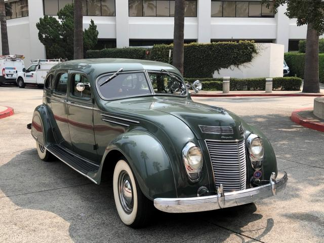 1937 Chrysler Airflow for sale in San Diego, CA