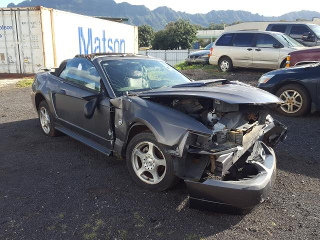 Salvage cars for sale from Copart Kapolei, HI: 2004 Ford Mustang