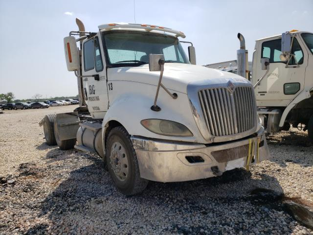 Salvage cars for sale from Copart San Antonio, TX: 2011 International Prostar PR