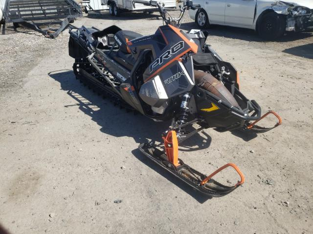 Salvage cars for sale from Copart Farr West, UT: 2017 Polaris RMK 800
