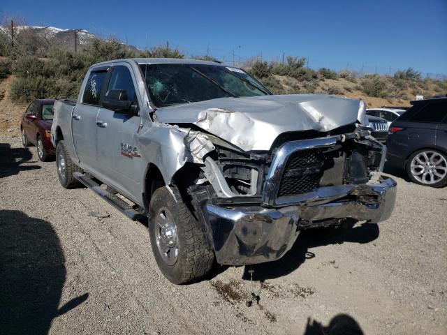 Salvage cars for sale from Copart Reno, NV: 2016 Dodge RAM 2500 SLT