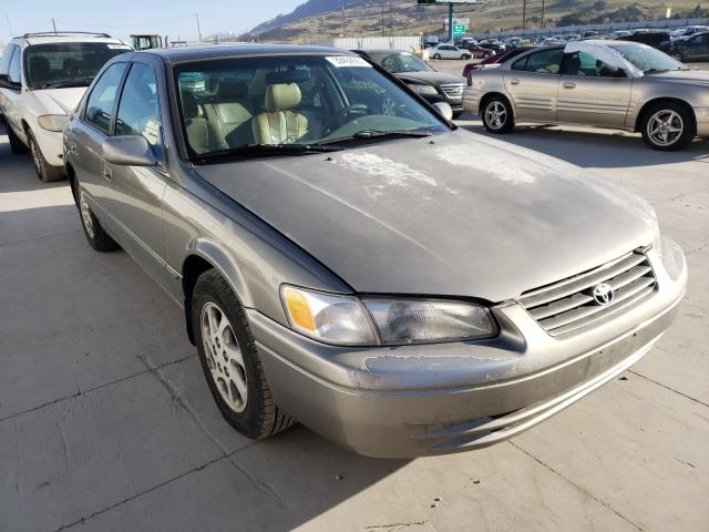 Salvage cars for sale from Copart Farr West, UT: 1997 Toyota Camry CE