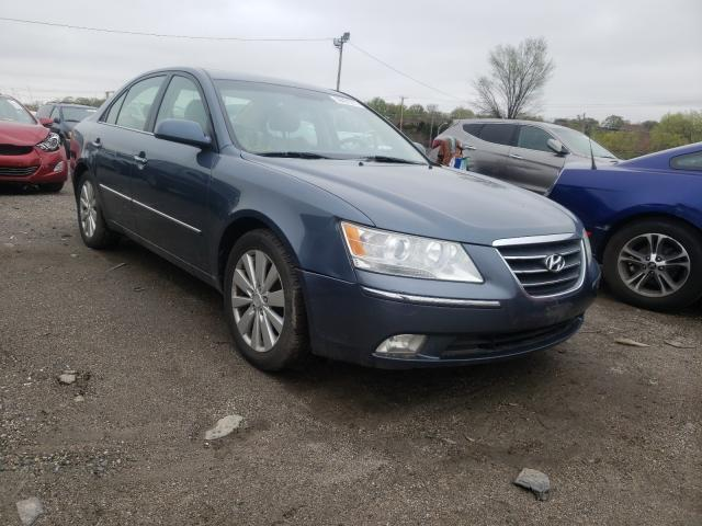 Hyundai Sonata salvage cars for sale: 2009 Hyundai Sonata