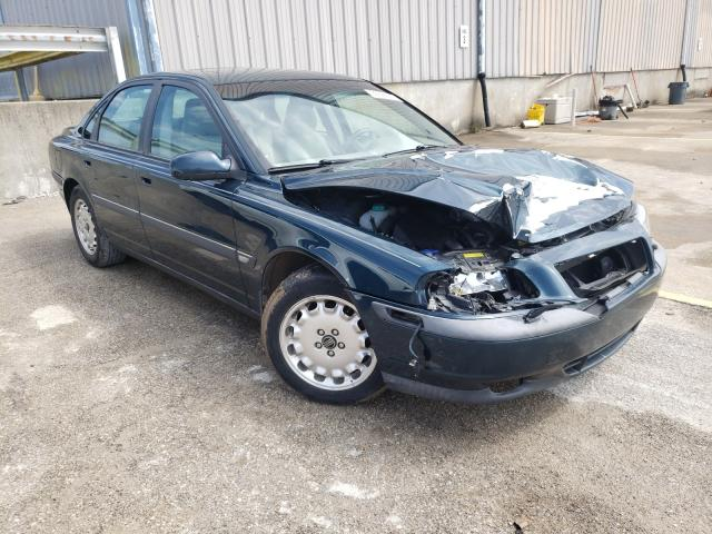Salvage cars for sale from Copart Lawrenceburg, KY: 1999 Volvo S80