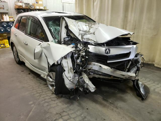 Salvage cars for sale from Copart Avon, MN: 2010 Acura RDX Techno