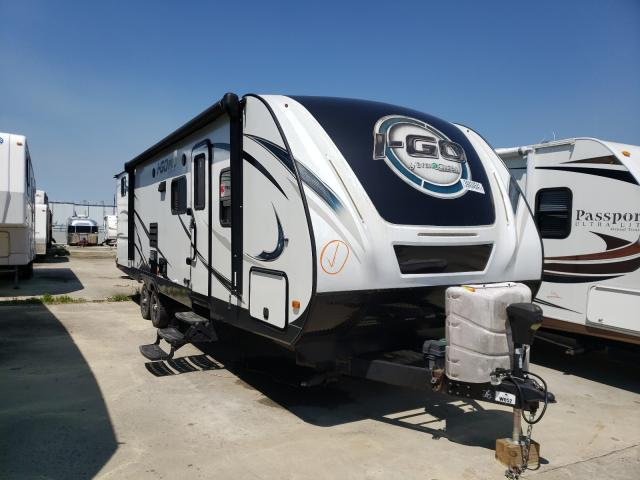 Evergreen Rv salvage cars for sale: 2016 Evergreen Rv I-GO PRO
