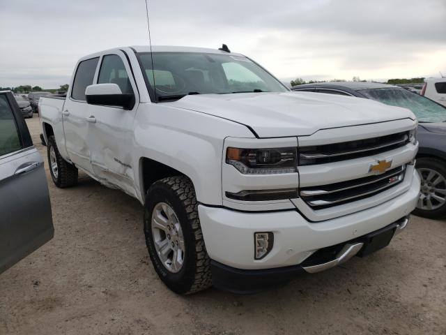 Salvage cars for sale from Copart Temple, TX: 2016 Chevrolet Silverado