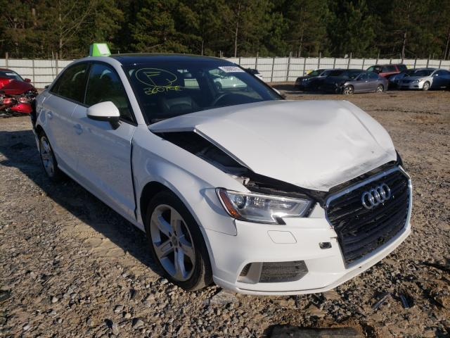 Salvage 2017 AUDI A3 - Small image. Lot 39685751