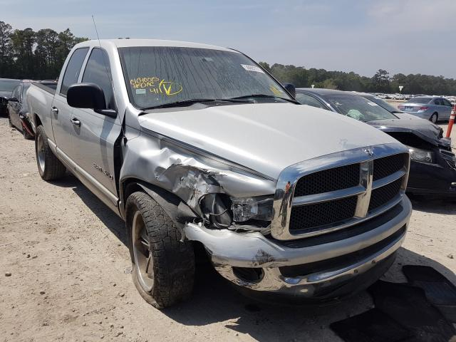 Salvage cars for sale from Copart Houston, TX: 2005 Dodge RAM