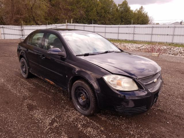 Salvage cars for sale from Copart London, ON: 2009 Chevrolet Cobalt LT