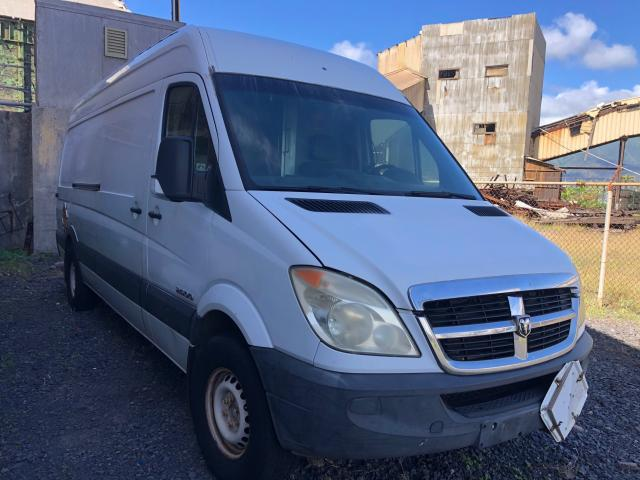 Salvage cars for sale from Copart Kapolei, HI: 2008 Dodge Sprinter 2