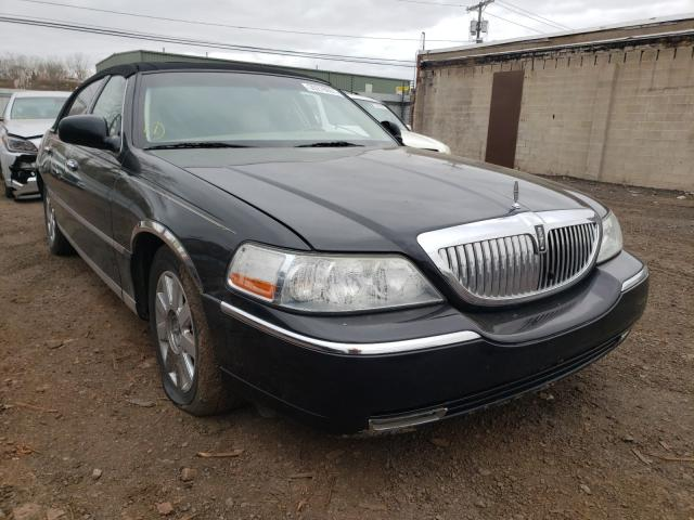Lincoln salvage cars for sale: 2007 Lincoln Town Car D