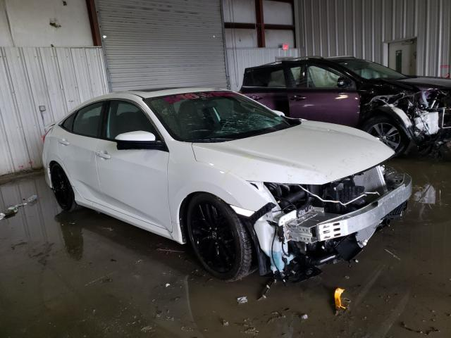 Salvage cars for sale from Copart Albany, NY: 2020 Honda Civic SI