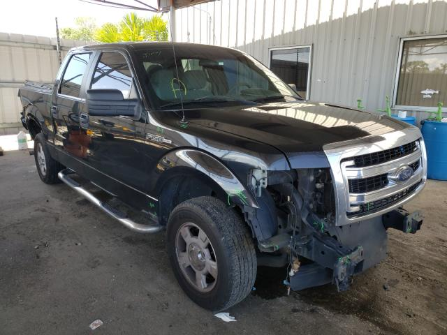 Salvage cars for sale from Copart Orlando, FL: 2013 Ford F150 Super