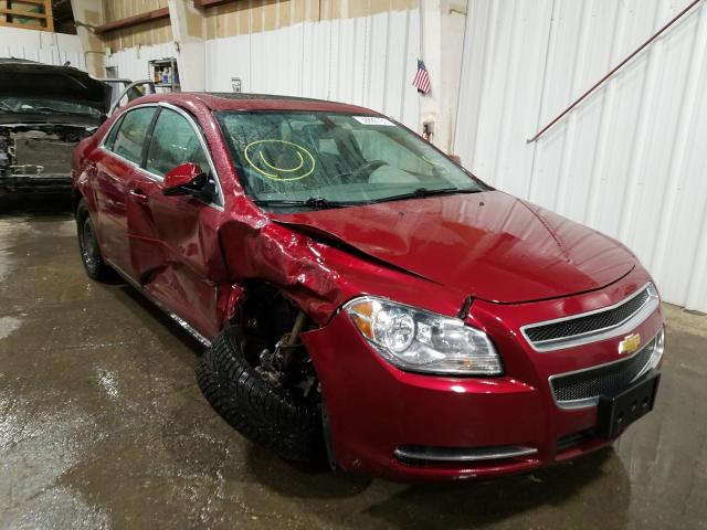 Salvage cars for sale from Copart Anchorage, AK: 2009 Chevrolet Malibu 2LT