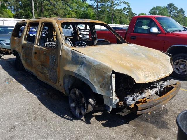 Salvage cars for sale from Copart Eight Mile, AL: 2007 GMC Yukon XL C