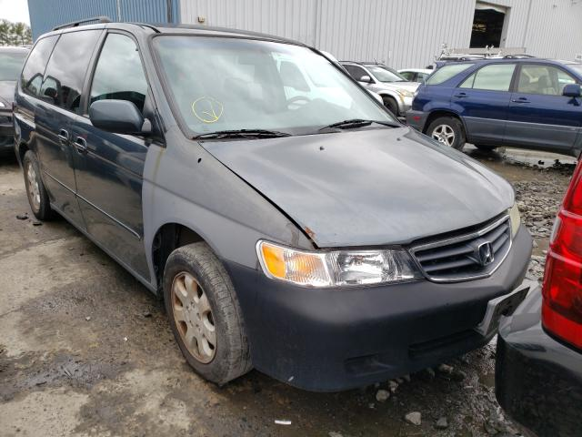 Salvage cars for sale from Copart Windsor, NJ: 2003 Honda Odyssey EX